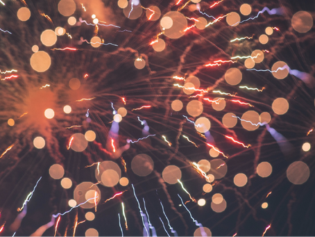 Ever Had Fireworks Going Off in Your Brain?