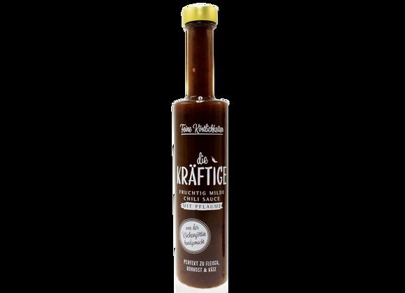 Die KRÄFTIGE: Fruchtige Chili Sauce mit Pflaume