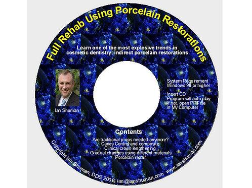 Full Rehab Using Porcelain Restorations
