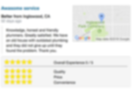nearby now review for make it right servics