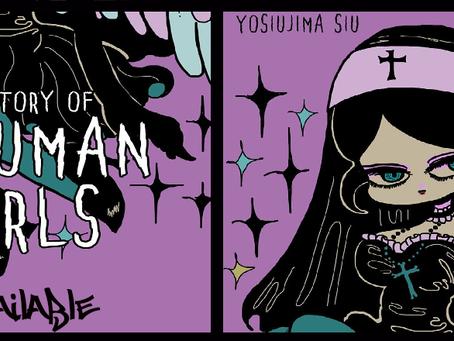 """The Story of Inhuman Girls"" by Siu Yosiujima"