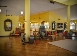 Dekorasi Kayu Lounge