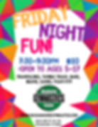 Copy of Fun Day Camp Flyer - Made with P