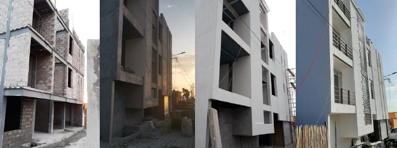 Dirección Construcción - Hotel Reelero Pedernales