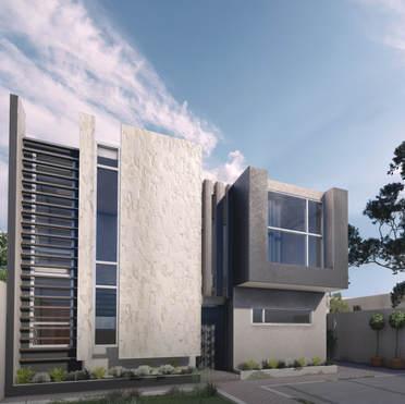 Diseño Arquitectónico - Residencia Rodriguez
