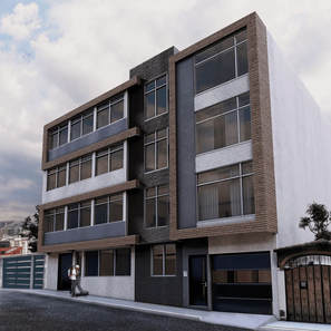 Diseño Integral BIM - Residencia JL Romero