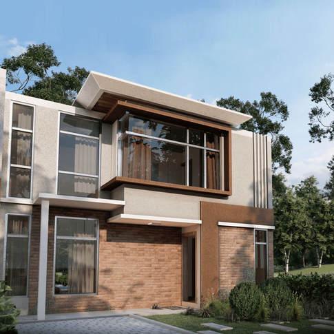 Diseño Arquitectónico - Casa de Interés Social