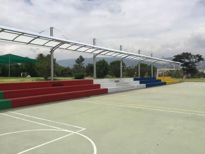 Diseño y Construcción - Graderío Colegio Marie Clarac (Tumbaco)