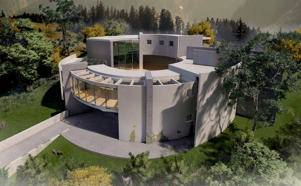 Diseño Conceptual - Casa Circular