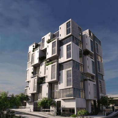 Diseño Aquitectónico Preliminar - Edificio Centro
