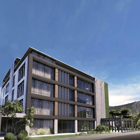 Diseño Arquitectónico - Edificio Quito Tennis