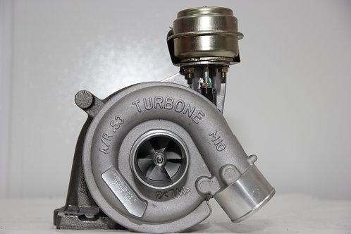 Турбина GT2256V (Номер: 751758-5001S, OEM: 5001855042)