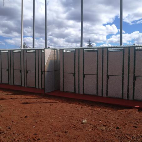 Kenya Eco-Toilets Installation Complete