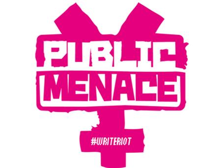 Why I wanted to make Public Menace