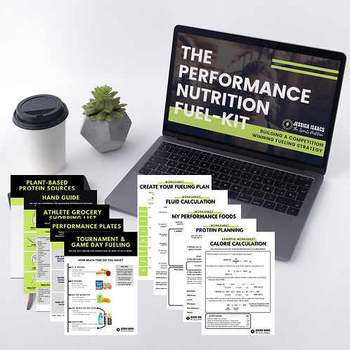 Performance Nutrition E-Course