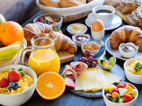 STOP SKIPPING BREAKFAST