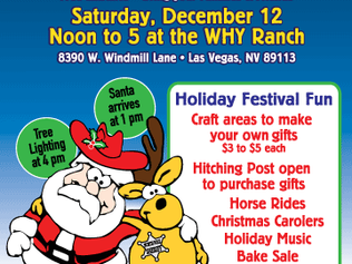 North Pole Holiday Craft Fair