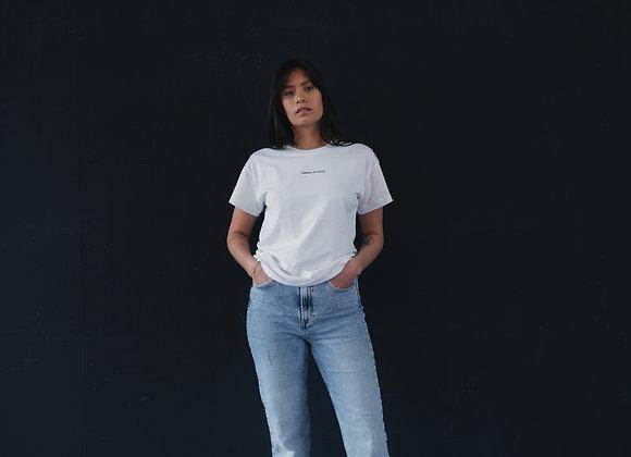 YDI-Shirt Woman - White