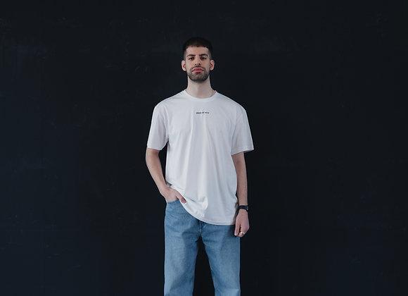 YDI-Shirt Man - White