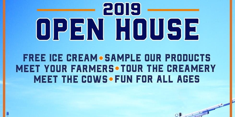 Snowville Creamery Open House