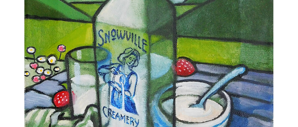 Spring 2016 Seasonal Art Poster