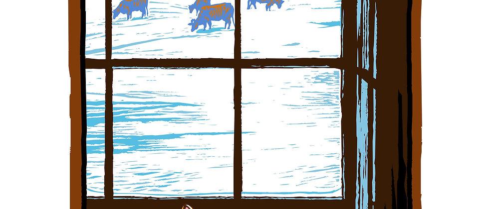 Winter 2014 Seasonal Art Poster