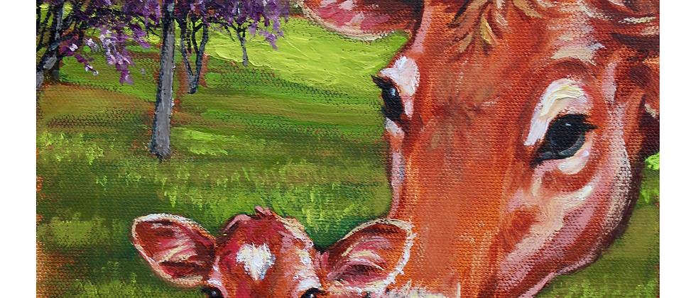 Spring 2015 Seasonal Art Poster