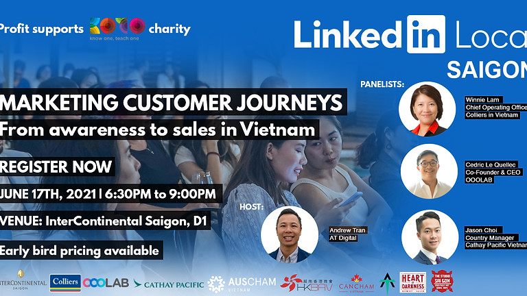 Marketing Customer Journeys - From awareness to sales in Vietnam