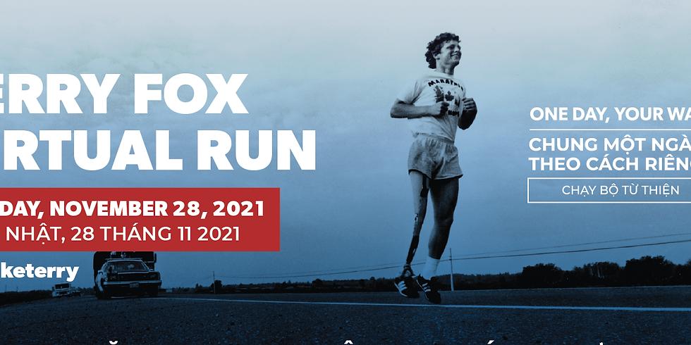 Terry Fox Run Vietnam 2021