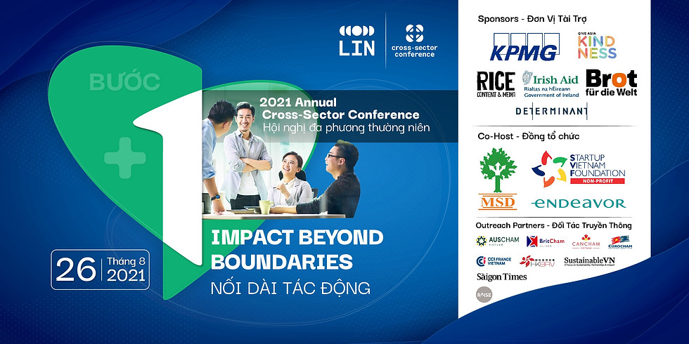 Impact Beyond Boundaries: Annual Cross-Sector Conference 2021