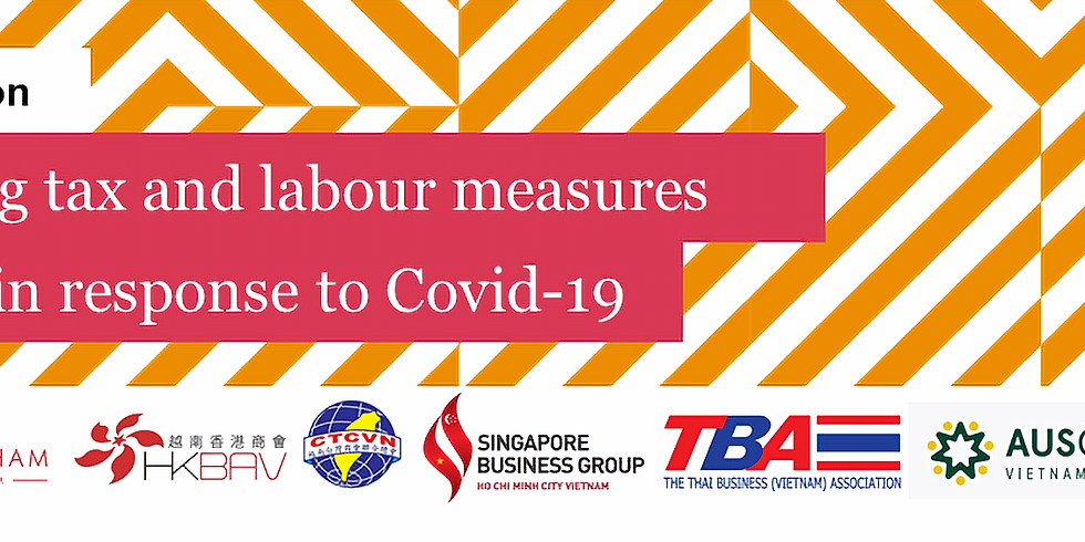 Navigating tax and labour measures in response to Covid-19