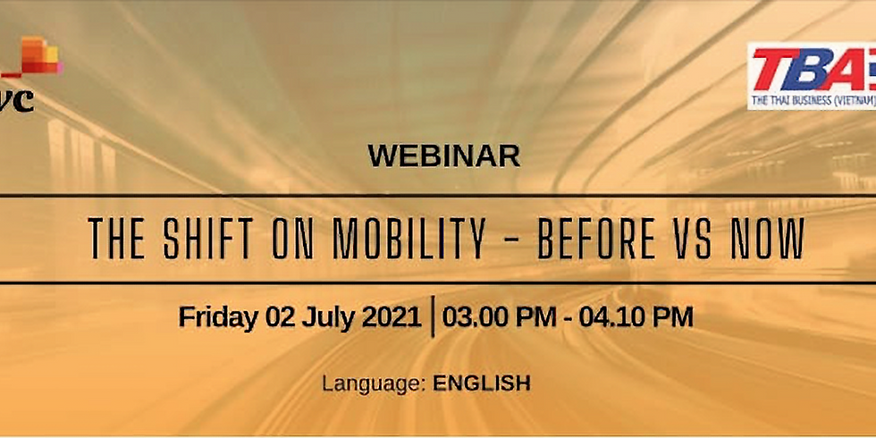 The Shift on Mobility - Before vs. Now