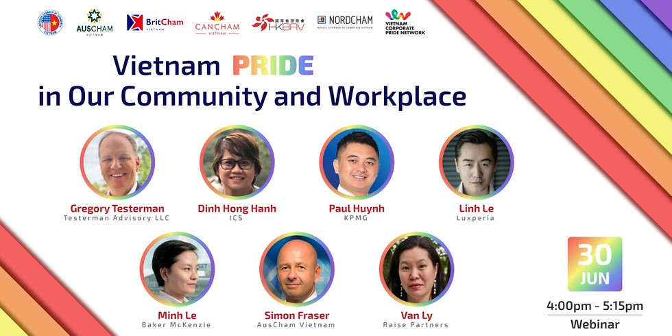 Vietnam PRIDE in our Community and Workplace