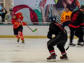 The 2nd Annual CanCham HCMC Ice Hockey Challenge Cup