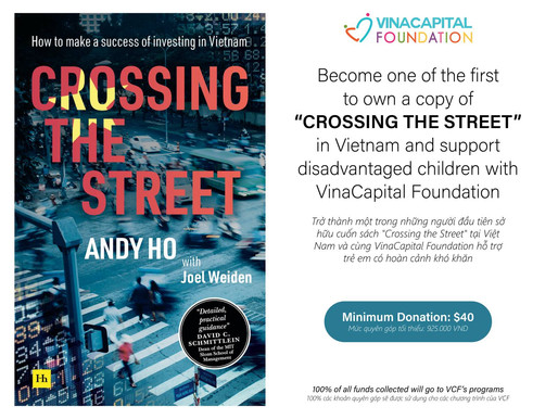 Crossing the Street book Donation