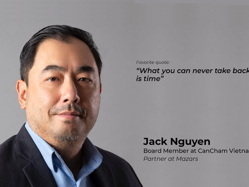 Get to know the board - Jack Nguyen