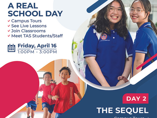 The American School Open Campus Days