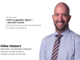 Get to know the board - Mike Hebert