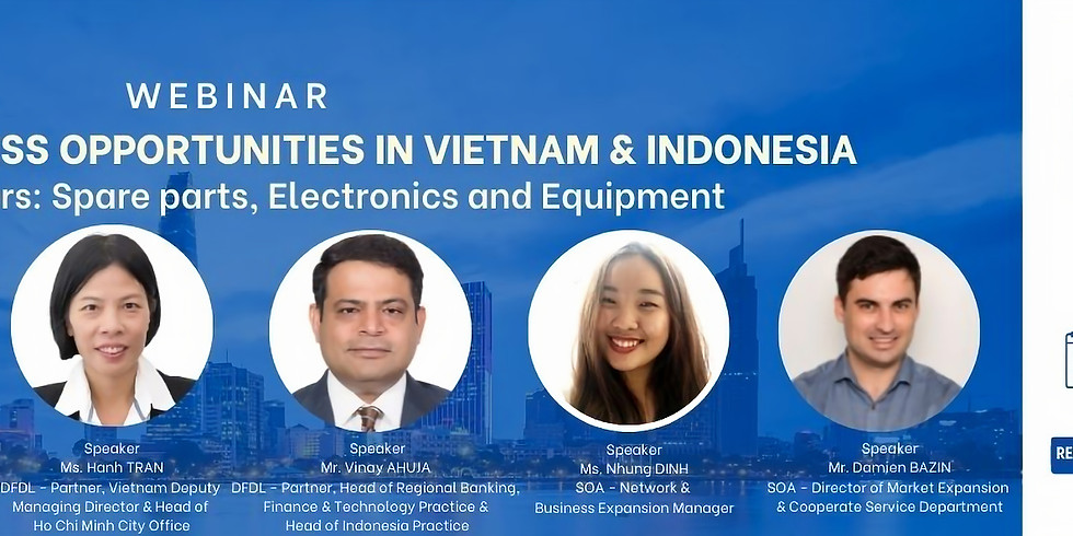 Exploring Business Opportunities in Vietnam and Indonesia