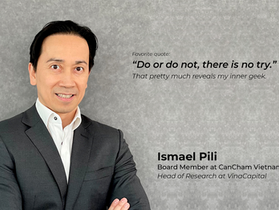 Get to know the board - Ismael Pili