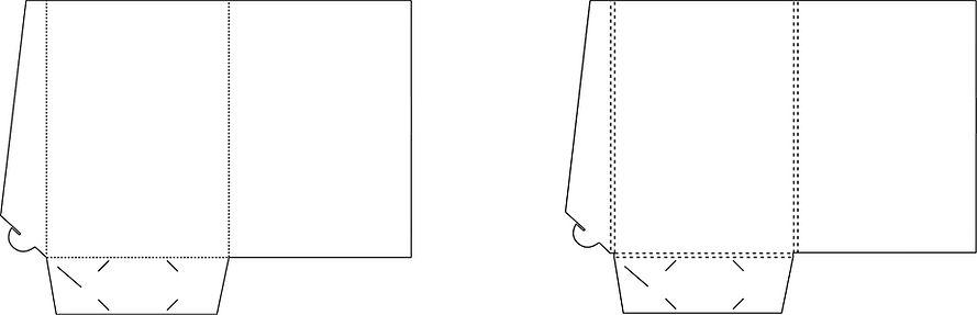 standard a4 presentation folders