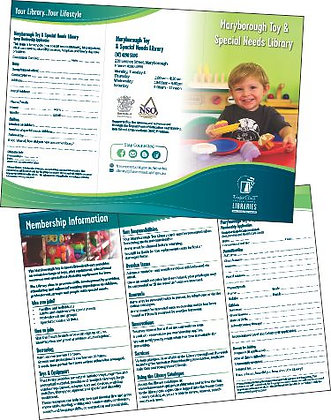 A4 Flyer - Roll Folded to DL size - 150gsm