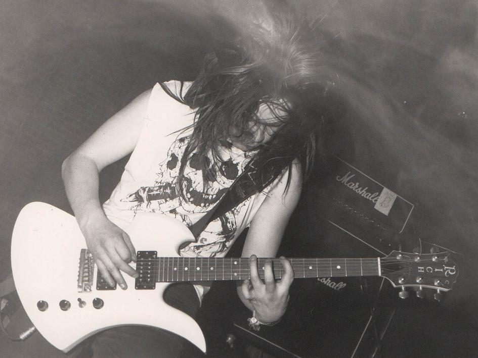 Speed Metal Party 1988 Photos by Kari Lahtinen
