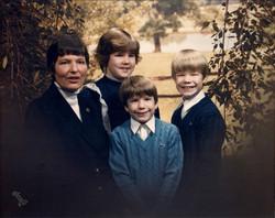 Jani's Family 1980