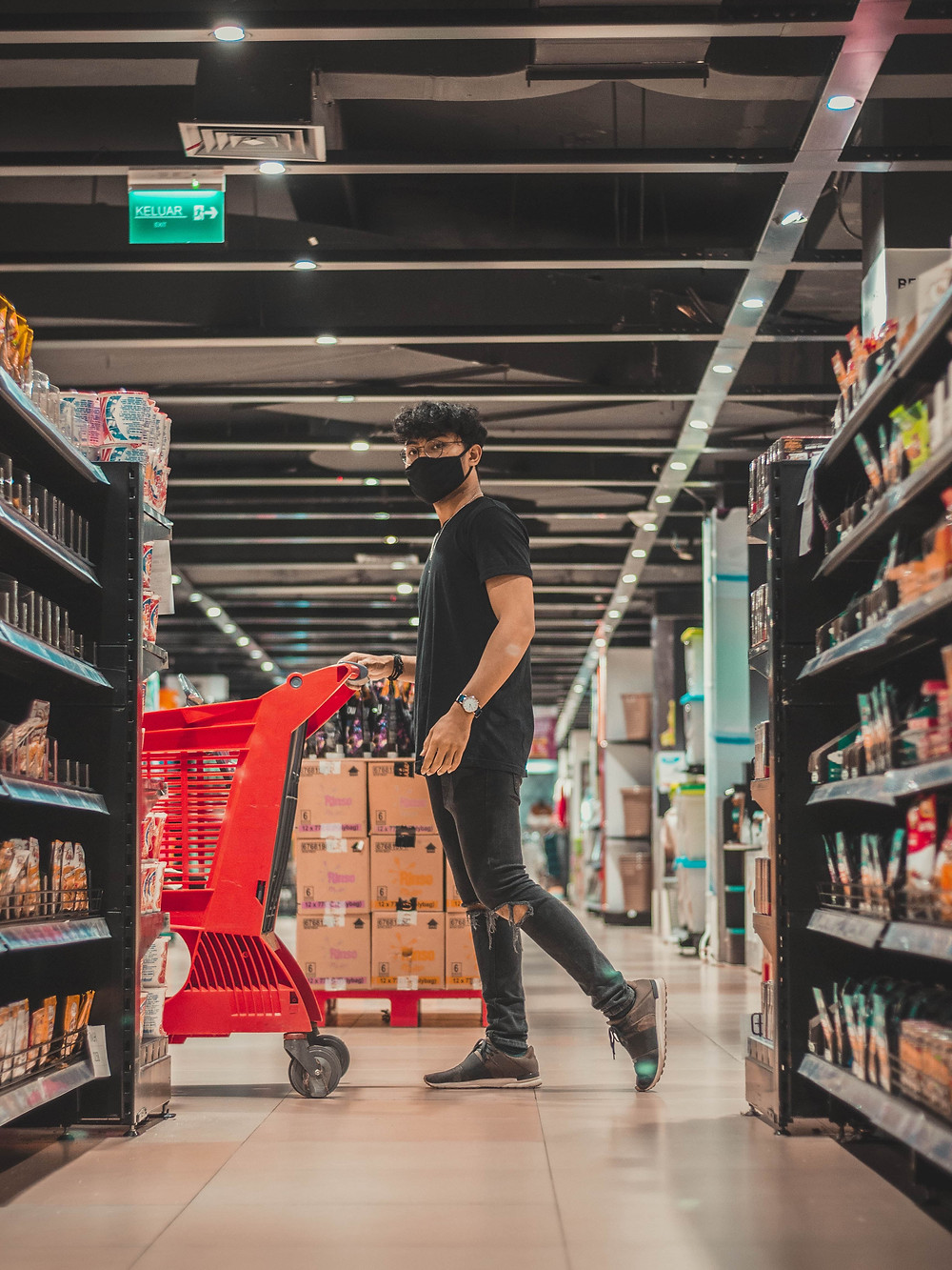 Your customer's carts will keep filling up if you have good loyalty program marketing.