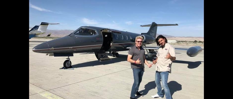 Lights, Camera, Let's Go Fly - Meet Filmmaker Jesse Brunt
