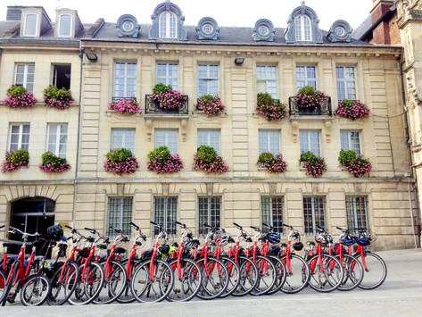 Travel inspiration: where should I go on a bike tour?