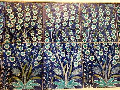 Ceramic tiles from Turkey