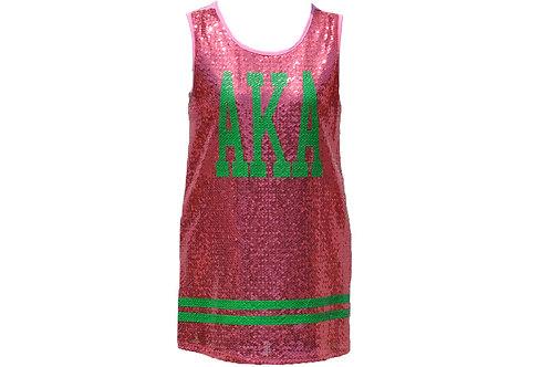 Alpha Kappa Alpha Dress