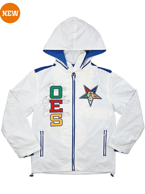 ORDER OF THE EASTERN STAR  WINDBREAKER